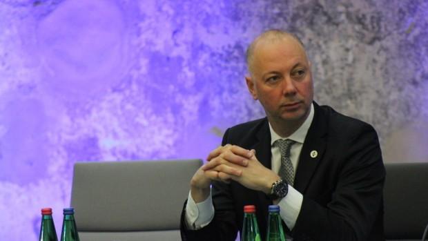 БГНЕСМинистърът на транспорта, информационните технологии и съобщенията Росен Желязков е