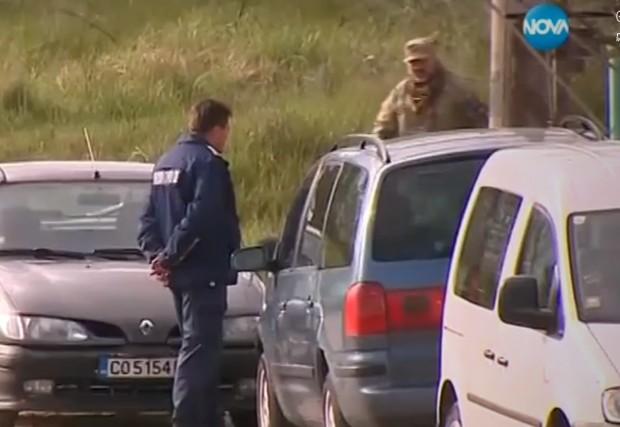 Къщата на открития починал мъж в Костенец е в съседство