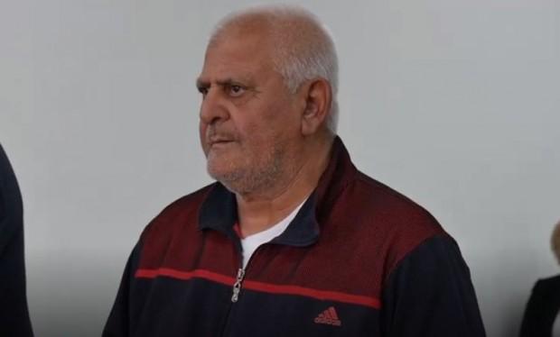 Адвокат Евгени Костадинов, който е служебен защитник на 73-годишния мъж,