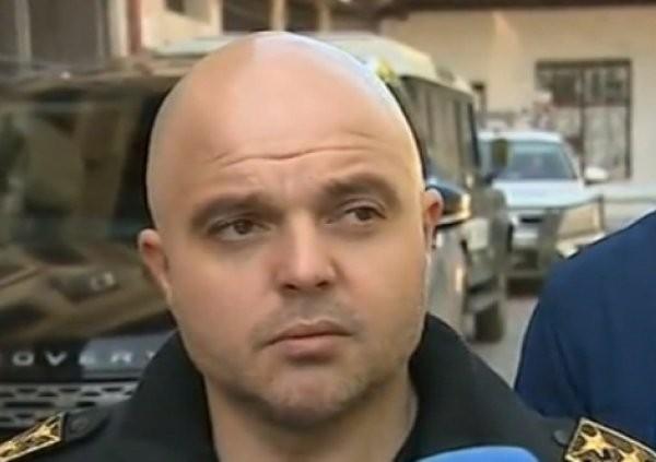 Нова твГлавният секретар на МВРИвайло Иванов говори тази сутрин на