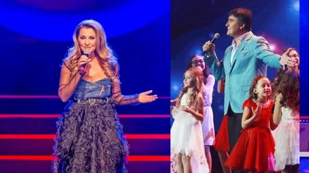 С идентични песни се оказаха естрадните легенди Веско Маринов и