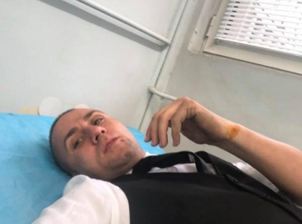 Димитър Върбанов пак репортерства - напук на очакванията, че след