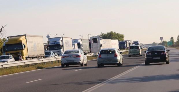 инспекцията на Асеновградско шосе премиерът Бойко Борисов, предаде репортер на