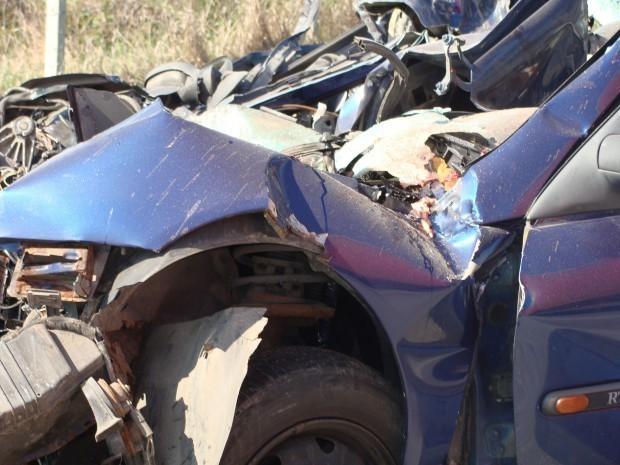 АрхивВ резултат от инцидента пътник от автомобила (29 г.) е