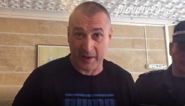 В Апелативен съд Пловдив днес продължи делото срещу Венцислав Караджов,