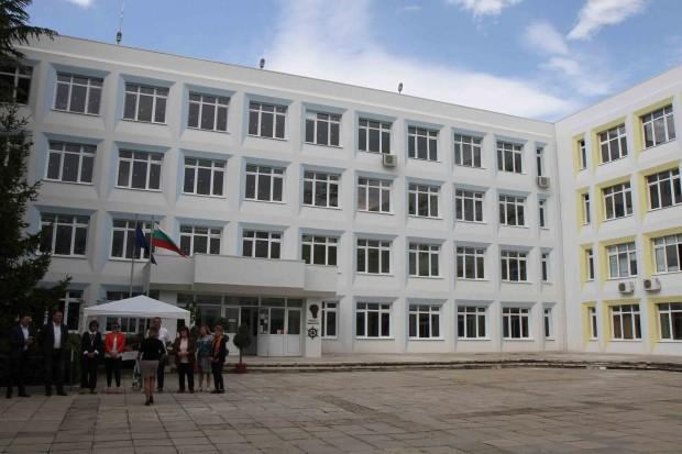 Кметът на Варна Иван Портних и Деница Николова - зам.-министър