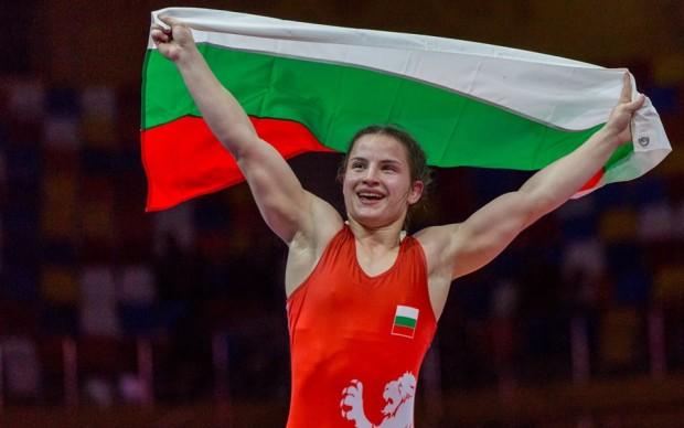 Трикратната европейска шампионка по борба Биляна Дудова е опитала да