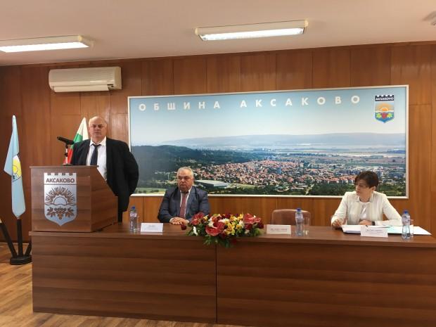 В тържествена се превърна 50-ата пленарна сесия на Общинския съвет
