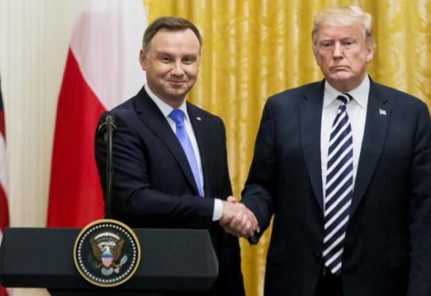 САЩ засилват военното си присъствие в Полша. Американците смятат да