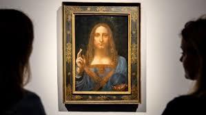 >Картината бе продадена на търг на