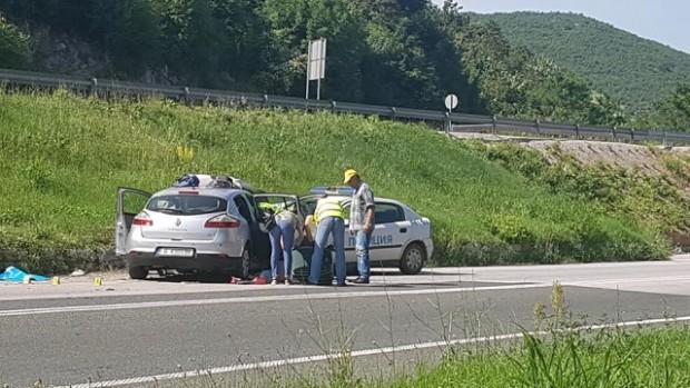 bTVСемейство от Варна е загинало при челния удар с патрулка