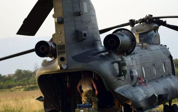 Военнослужещ е загинал по време на снощното учение на НАТО