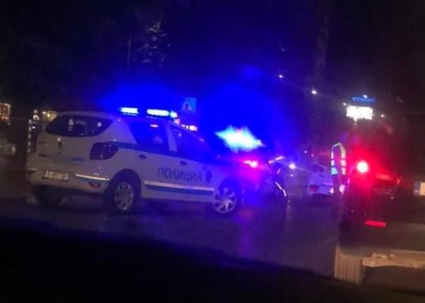 Виждам те КАТ-ВарнаСнощи, около 21:55 часа, на бул.