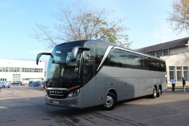 25eb977e923 Общината: Туристическите автобуси да спазват правилата за престой в града
