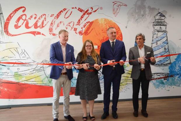 Нов център за финансови услуги откри във Варна компанията Coca-Cola