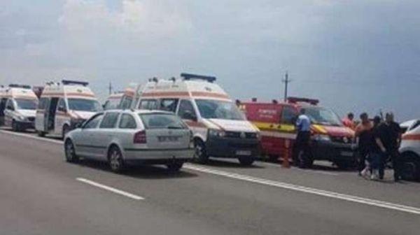 русе инфоБългарин загина в жестока катастрофа с микробус на пътя