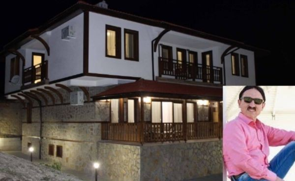 Фолкпевецът Милко Калайджиев е изкарал над 700 бона от къщата
