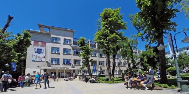 На Медицинския университет - Варна