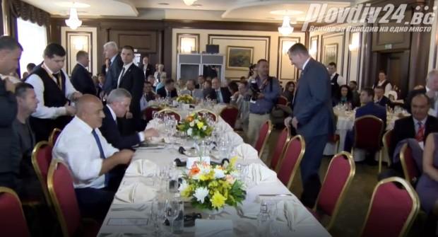 Премиерът Бойко Борисов сравни Гоце Делчев с Че Гевара, коментирайки