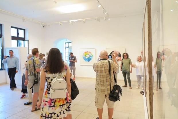 Като привилегия за Варна оцениха събитието познавачите на изобразителното изкуство,
