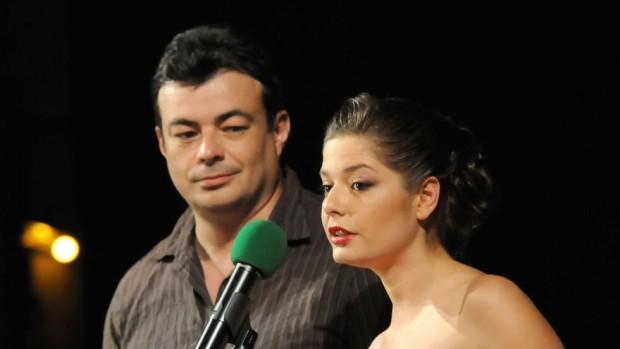 Шест месеца след смъртта на Иван Ласкин съпругата му Алекс