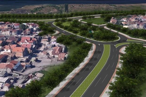 Голямо кръгово кръстовище ще бъде изградено между бул.