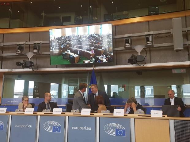 Снимка: Избраха Емил Радев за заместник-председател на Комисията по граждански свободи, правосъдие и вътрешни работи в ЕП