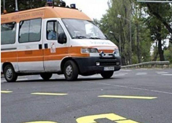 78-годишен шофьор прегази младо момиче на пешеходна пътека в Хасково