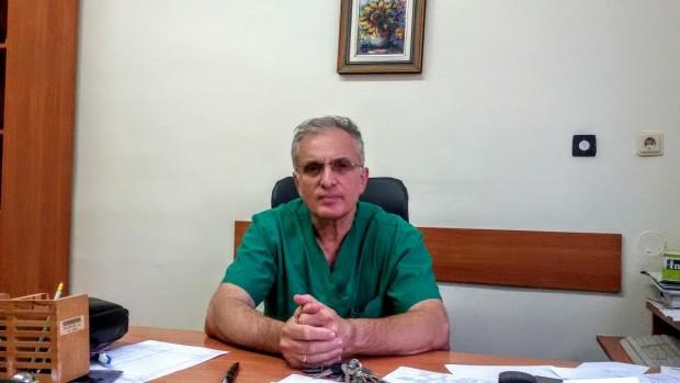 > д-р Валентин ИвановТой допълни, че в последните 1-2 месеца