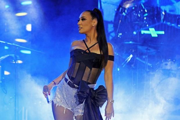 Силен и емоционален беше концертът на Мария Илиева в Бургас.