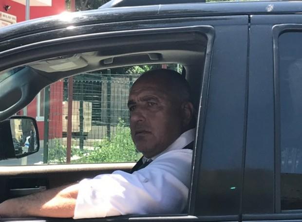 Бойко Борисов коментира днес във Варна случая с арестувания за