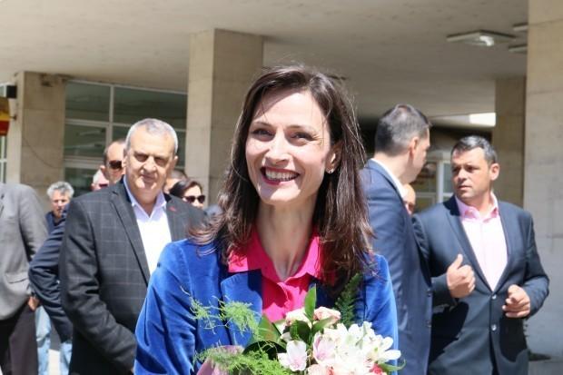 От юли 2017 година Мария Габриел е европейският комисар по