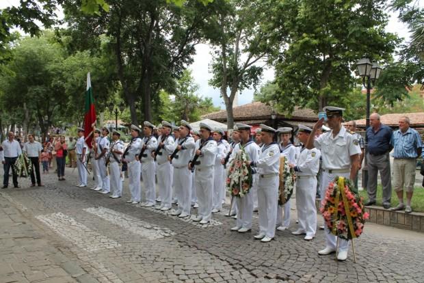 С богата програма Военноморските сили ще отбележат 140-та годишнина от