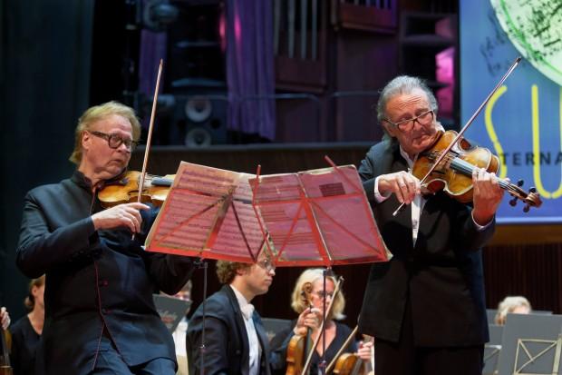 Снимка: Френски виртуоз на цигулката ще свири Брамс днес на
