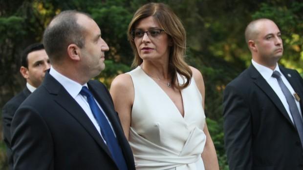 БГНЕССъпругата на президента Десислава Радева скочи на името на новата