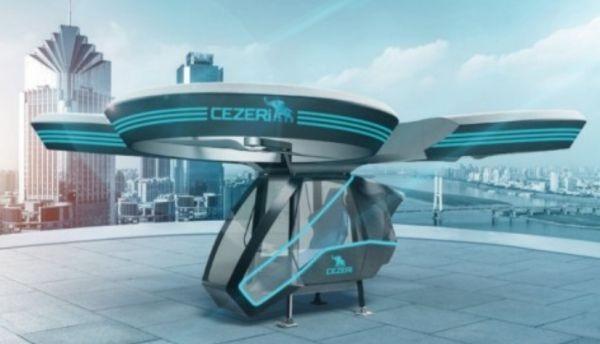ТуитърТурция почти e завършила прототипа на първия летящ автомобил местно