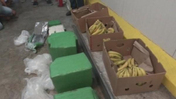 Складовете на фирмата-получател на бананите с кокаин бяха обискирани в