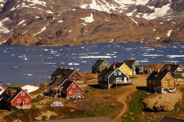 Идеята Дания да продаде Гренландия на САЩ е абсурд, заяви