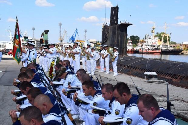 На 18 август в Пункт за базиране Варна се състоя
