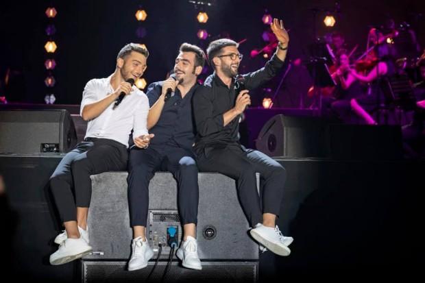 IL Volo разпродадоха концерта си в Arena di Verona на