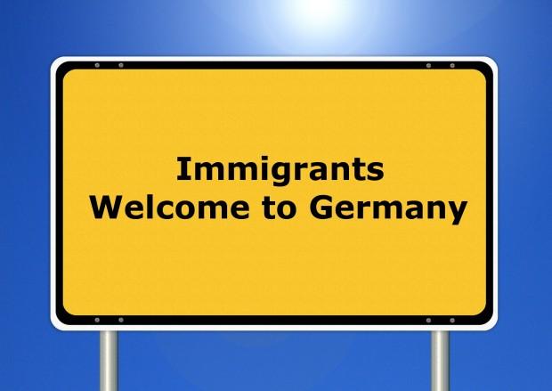 Над 1/4 от живеещите в Германия имат чужди корени. Това
