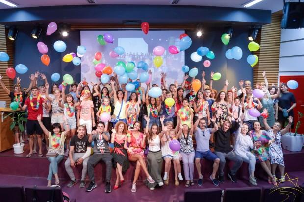 Социално-здравен тренинг край морето събра млади хора от цялата страна