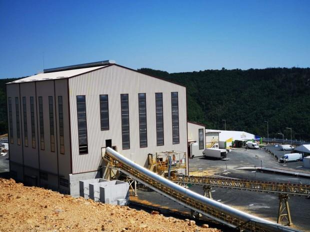Официално започва работа новият рудник за добив на злато