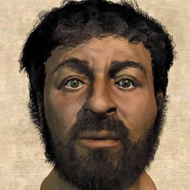 Новият завет не казва почти нищо за външността на Исус.