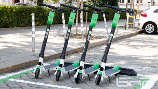 БНРЕлектрическите тротинетки нямат право да се движат по пътищата, съобщи