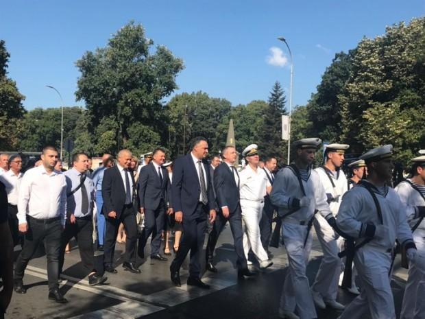 Varna24.bg Варна отбеляза тържествено 134-та годишнина от Съединението на Княжество