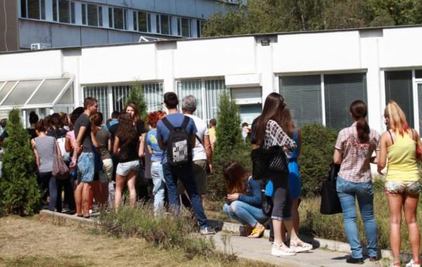 Наплив на студенти към софийските общежития ще има и тази