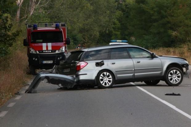 БГНЕС12-годишно момче загина вчера притежка катастрофана подбалканския път София-Бургас в