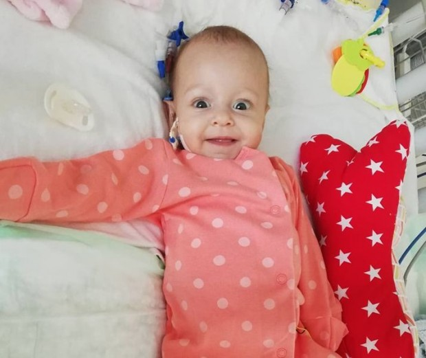 ФейсбукМайката на малкото бебче Калина от Варна сподели как се