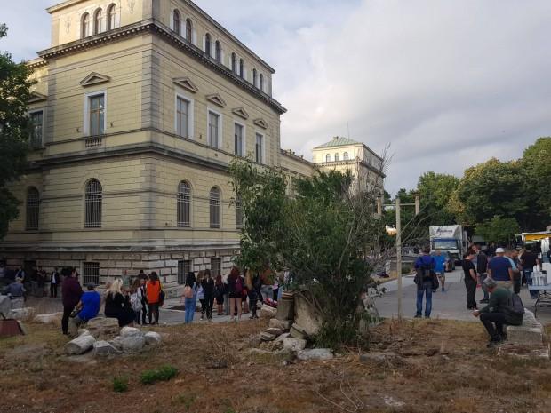 Varna24.bg Във Варна започнаха снимките на филма, посветен на легендата